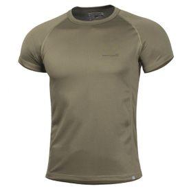 Pentagon Quick Dry-Pro kompresní tričko, olivové