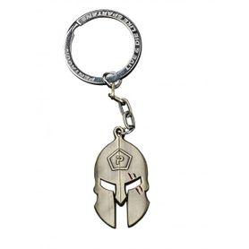 Pentagon Spartan klíčenka, mosazná
