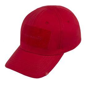 Pentagon taktická kšiltovka, červená