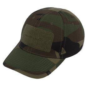 Pentagon Rip-Stop taktická šiltovka, woodland