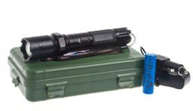 Police elektrický paralyzér baterka HT-OUT, 1 000 000 V