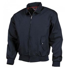 Pro Company Harrington bunda anglického stylu modrá