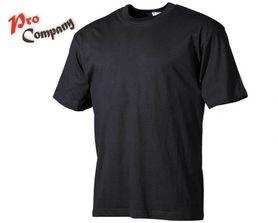Pro Company tričko černé klasika, 160g/m2