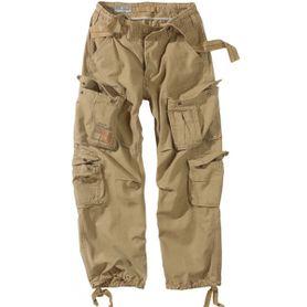 Surplus Vintage kalhoty, béžové