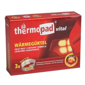 Thermopad - ohřívací ledvinový pás 1 ks