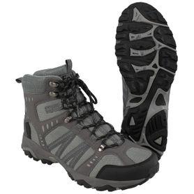 Trekové boty Mountain High, šedé