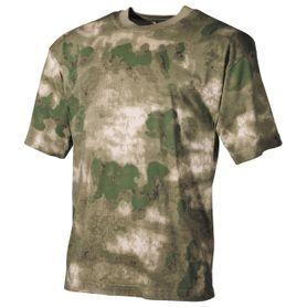 MFH maskáčové tričko vzor HDT - FG, 160g/m2
