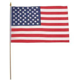 USA vlajka 45cm x 30 cm malá