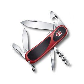 Victorinox kapesní nůž červeno-černý 85mm EvoGrip S101