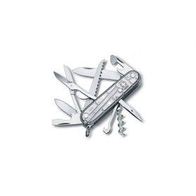 Victorinox kapesní nůž transparentní 91mm Huntsman SilverTech