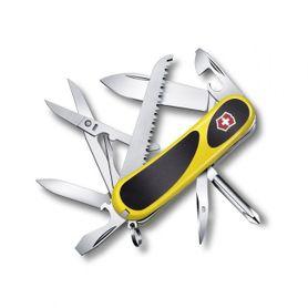 Victorinox kapesní nůž žluto-černý 85mm EvoGrip 18