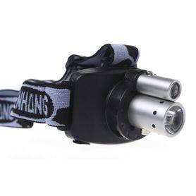Victory Duo LED čelovka dobíjecí, 5W SH-A6