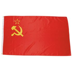 Vlajka Sovětského svazu CCCP, 150cm x 90cm