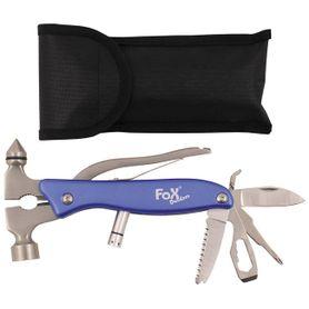 Fox Outdoor Pracovní sada mini nástroje, modré