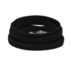 Xpand Elastic tkaničky do bot, černé