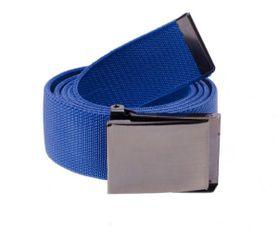 Foster large opasek elastický bledě-modrý, 3.6cm