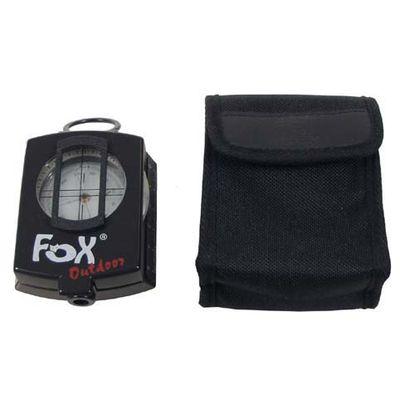 "FOX Outdoor ""Präzision"" kovový kompas"