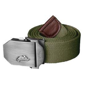 Helikon-Tex HKN pásek s kovovou sponou olivový 4cm