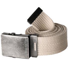Helikon-Tex pásek s kovovou sponou khaki 4cm