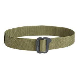 M-Tramp Gurkha Tactical pásek s kovovou sponou, zelený, 4.2cm
