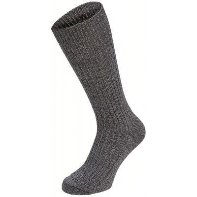 MFH BW Sckn ponožky 1 pár, šedé