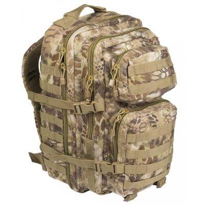 Mil-Tec US assault Large batoh Mandra tan, 36L