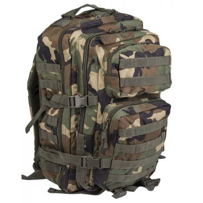 Mil-Tec US assault Large batoh Woodland, 36L