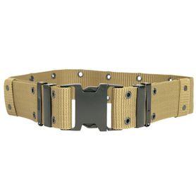 Mil-Tec rigid US LC2 Rigid Pásek hrubý khaki, 5.5cm