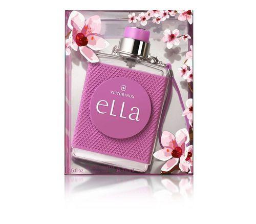 Victorinox Ella Eau de Toilette dámský parfém 75 ml